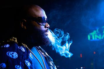 """Rick Ross Is """"Disappointed"""" That Timbaland Leaked Tink's Version Of """"Movin Bass"""""""