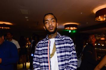 "Nipsey Hussle Reveals Art For New Album ""Mailbox Money"" [Update: Hard Copies Will Be Sold For $1000]"
