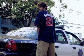 "Lil Dicky (Comedian) ""Flames"" Video"