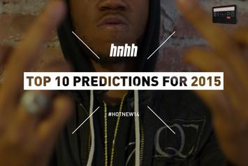 Top 10 Predictions For 2015
