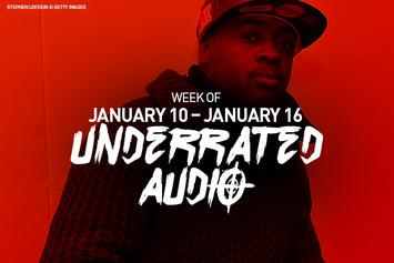 Underrated Audio: January 10-January 16