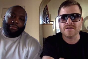 Run The Jewels Give Advice To Teenage Girls