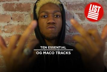 10 Essential OG Maco Tracks