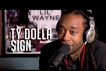 "Ty Dolla $ign Talks Working With Kanye West & ""Drop That Kitty"" On HOT 97"