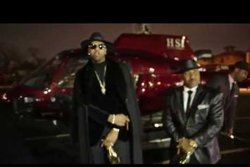 "Slim Thug ""Hogg Life"" Video"