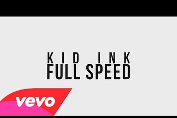 "Kid Ink Breaks Down ""Full Speed"" Track By Track"