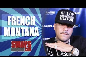 French Montana Freestyles On Sway In The Morning