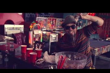 """Murs Feat. ¡Mayday!  """"Spiked Punch"""" Video"""