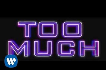 "Que Feat. Trey Songz & Lizzle""Too Much"" Lyric Video"