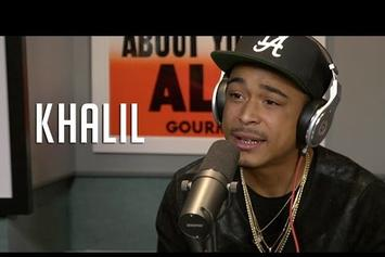 Khalil On Ebro In The Morning