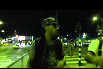 "Redman ""Outspoken Freestyle"" Video"