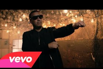 "French Montana ""Don't Panic"" Video"