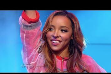 "Tinashe Performs ""2 On"" Live On Wendy Williams"