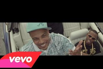"T.I. Feat. B.o.B & Spodee ""Chosen"" Video"