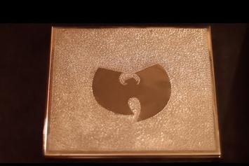 Listen To A Short Snippet From Wu-Tang Clan's Secret Album