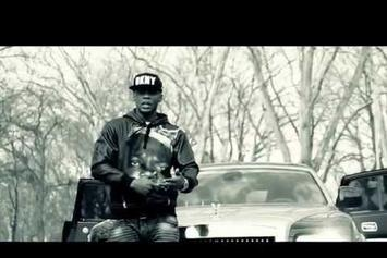 """Papoose """"Cough Up A Lung"""" Video"""