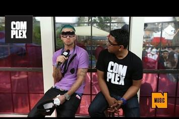 Watch This Extremely Awkward Interview With Riff Raff
