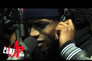 Audio Push's Cosmic Kev Freestyle