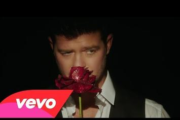 "Robin Thicke ""Feel Good"" Video"
