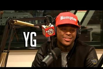 YG Freestyles On The Funkmaster Flex Show