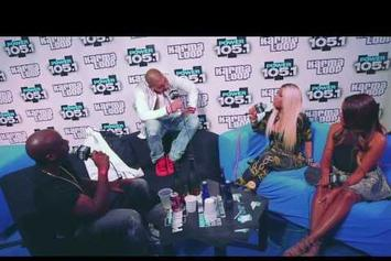 Nicki Minaj On The Breakfast Club At Powerhouse
