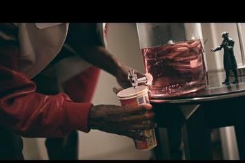 """Lil Reese """"The Team"""" Video"""