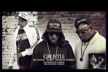 "Alterbeats Feat. Shabaam Sahdeeq, Skeezo & Mic Handz ""GRUSTLE"" Video"