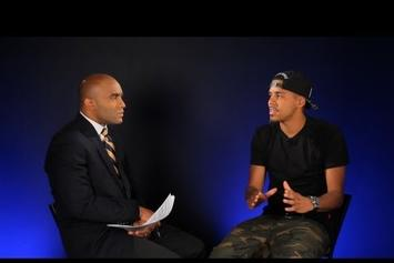 "J. Cole ""Wall Street Journal Interview"" Video"
