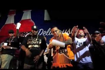 "Kirko Bangz Feat. Z-Ro, Slim Thug & Paul Wall ""Cup Up Top Down"" Video"