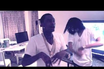 "Soulja Boy ""I'm The Man"" Video"