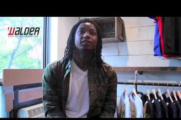 "SD (GBE) ""Talks RiFF RAFF, New Music, Weed & More "" Video"