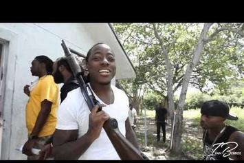 "Ace Hood Feat. Lil Wayne ""We Outchea (BTS)"" Video"