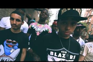 "Cory Gunz ""Datz WTF Im Talkin Bout (Mixtape Trailer)"" Video"