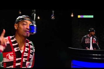 "Sir Michael Rocks ""106 & Park The Backroom Freestyle"" Video"