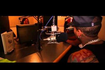 "Kid Ink ""Almost Home Vlog Ep. 1"" Video"