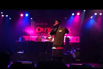 "Joey Bada$$ ""Performs A New Song From ""B4.DA.$$"""" Video"