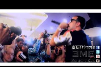 """French Montana Feat. Chinx Drugz """"Excuse My French Best Buy Album Release"""" Video"""