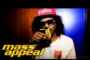 "Ab-Soul ""Talks about TDE & His Sound"" Video"