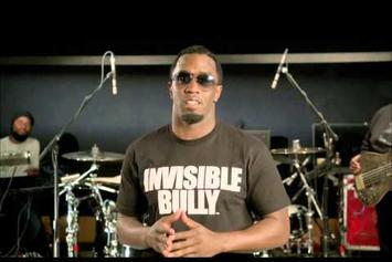"Diddy ""Joins WWE Anti-Bullying Campaign"" Video"