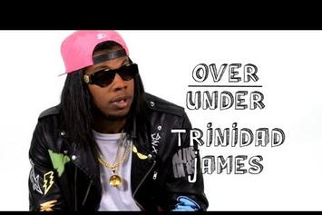 "Trinidad James ""Rates Things Over/Underrated"" Video"