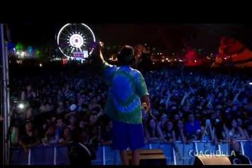 "Earl Sweatshirt ""Debut Coachella Performance"" Video"