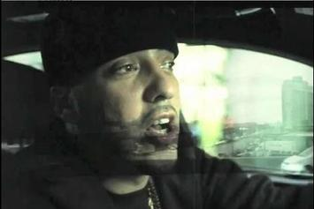 "French Montana ""State Of Mind (Trailer)"" Video"