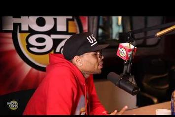 "Chris Brown ""Discusses Drake, Rihanna, Oprah & More"" Video"
