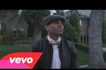 "Chris Brown ""Fine China"" Video"