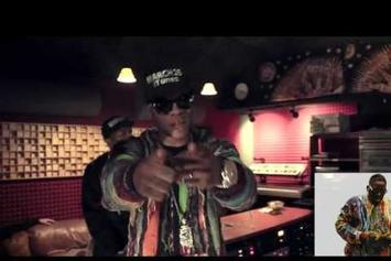 "Papoose ""Biggie Tribute Freestyle"" Video"