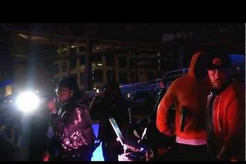 "Pusha T Feat. DJ Drama ""Performs 'Blocka' At CIAA Weekend"" Video"