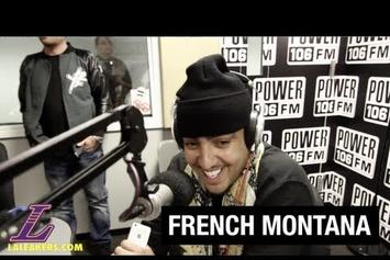 "French Montana ""Plays ""Fuck, Marry, Kill"" Game"" Video"