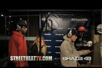 "Joey Bada$$ Feat. Pro Era ""Streetheat TV Freestyle"" Video"