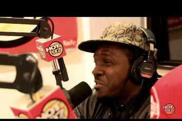 "Pusha T ""Funkmaster Flex Freestyle (Part 2)"" Video"
