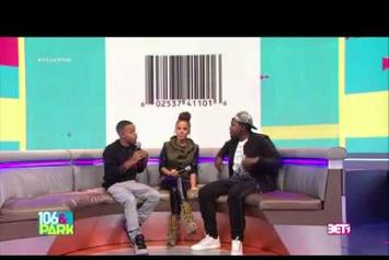 "Pusha T ""Talks Recent Mixtape, Rick Ross Shooting, And More On 106 & Park"" Video"
